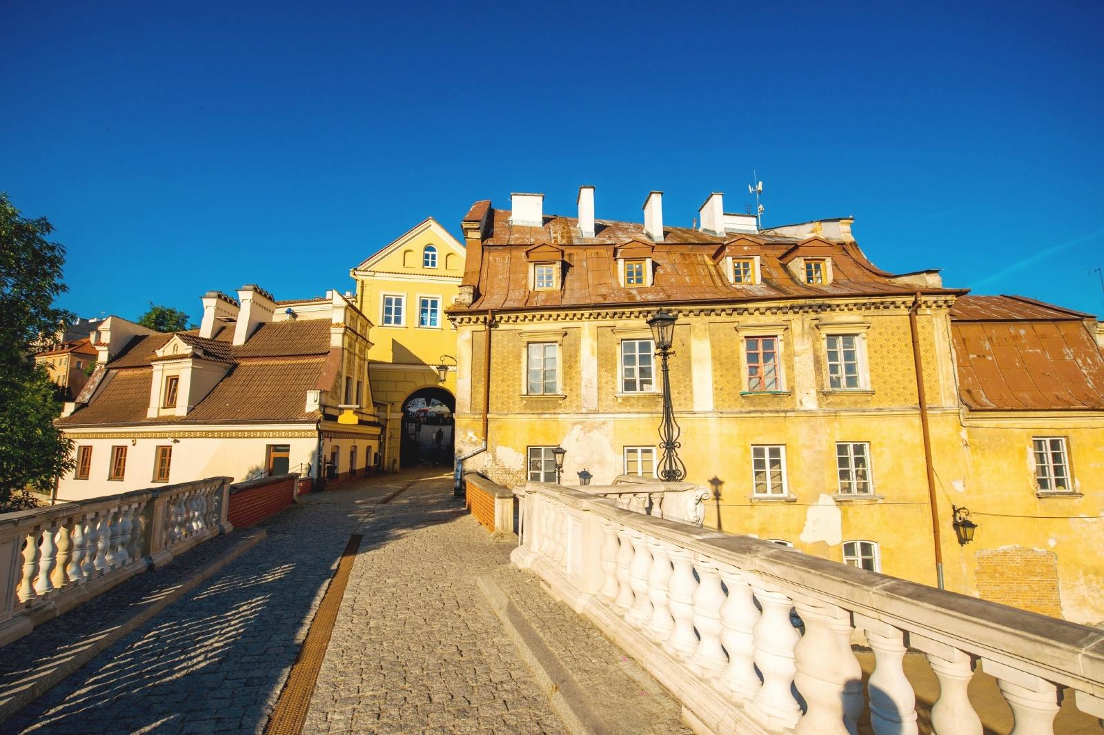 ルブリンの旧市街 ポーランドの風景