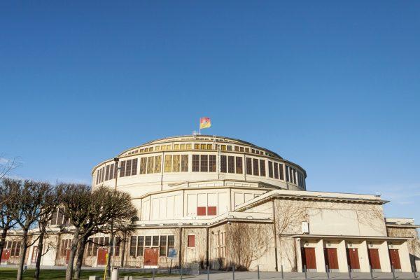 ヴロツワフの百周年記念ホール