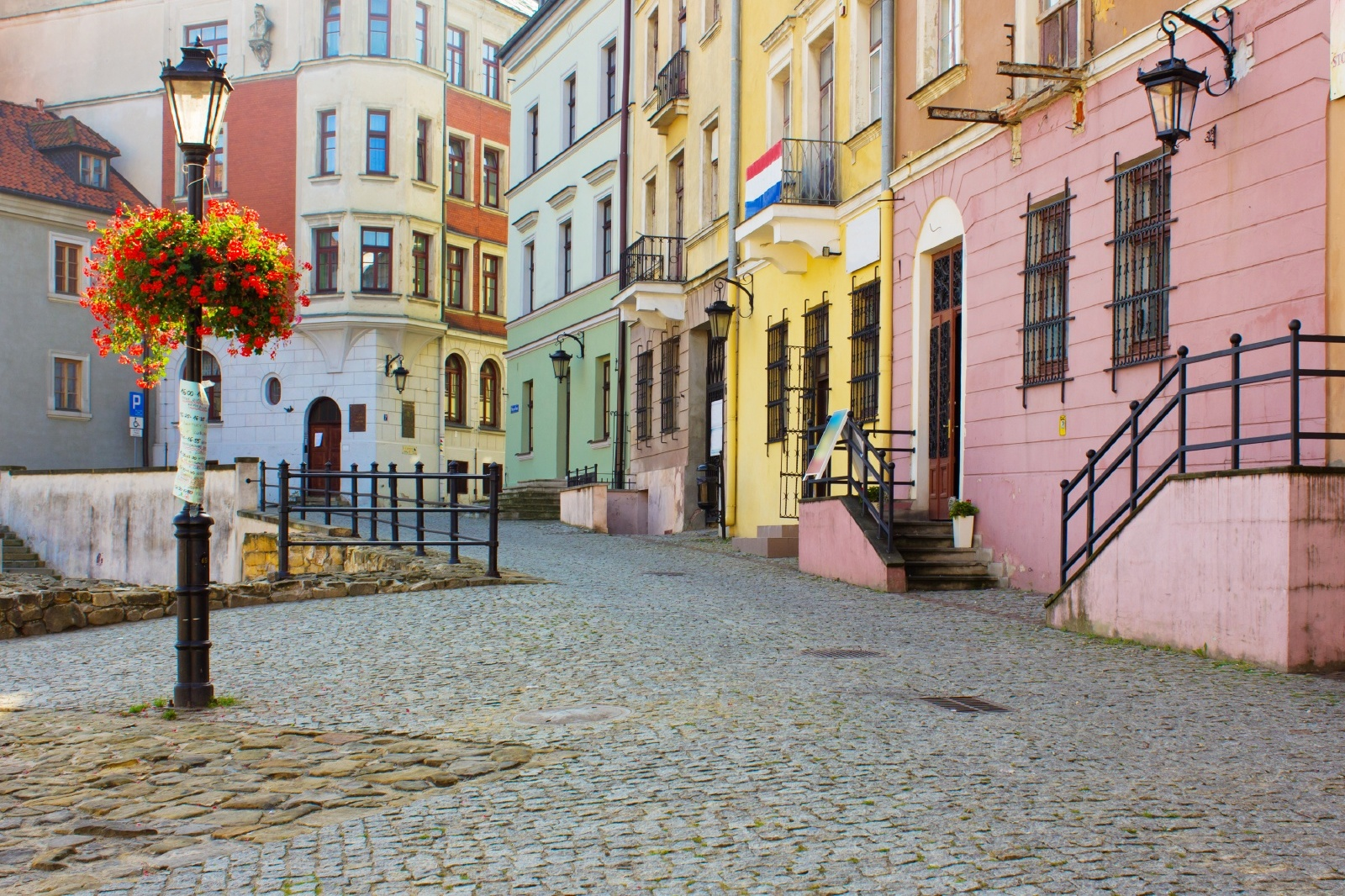 ルブリン旧市街