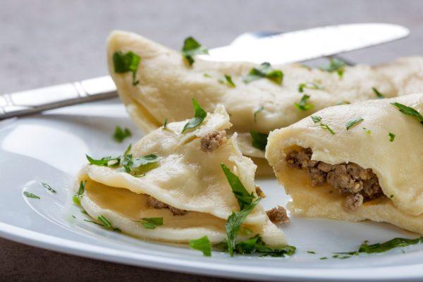 ピエロギ ポーランドの食べ物